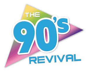 Real Internet The 90's Revival Logo