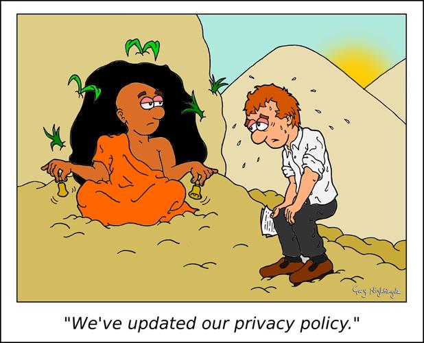 Real Internet GDPR privacy