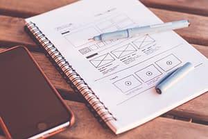 Real Internet Mobile website design