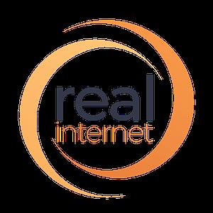 RealInternet logo