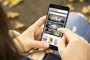 Real Internet Mobile Web Design