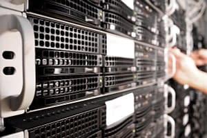 Website-hosting-server